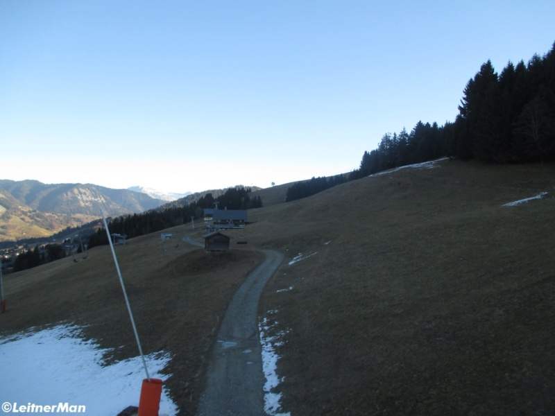 Télésiège à attaches débrayables 4 places (TSD4) de La Logère - Crest-Voland (Espace Diamant) 2122