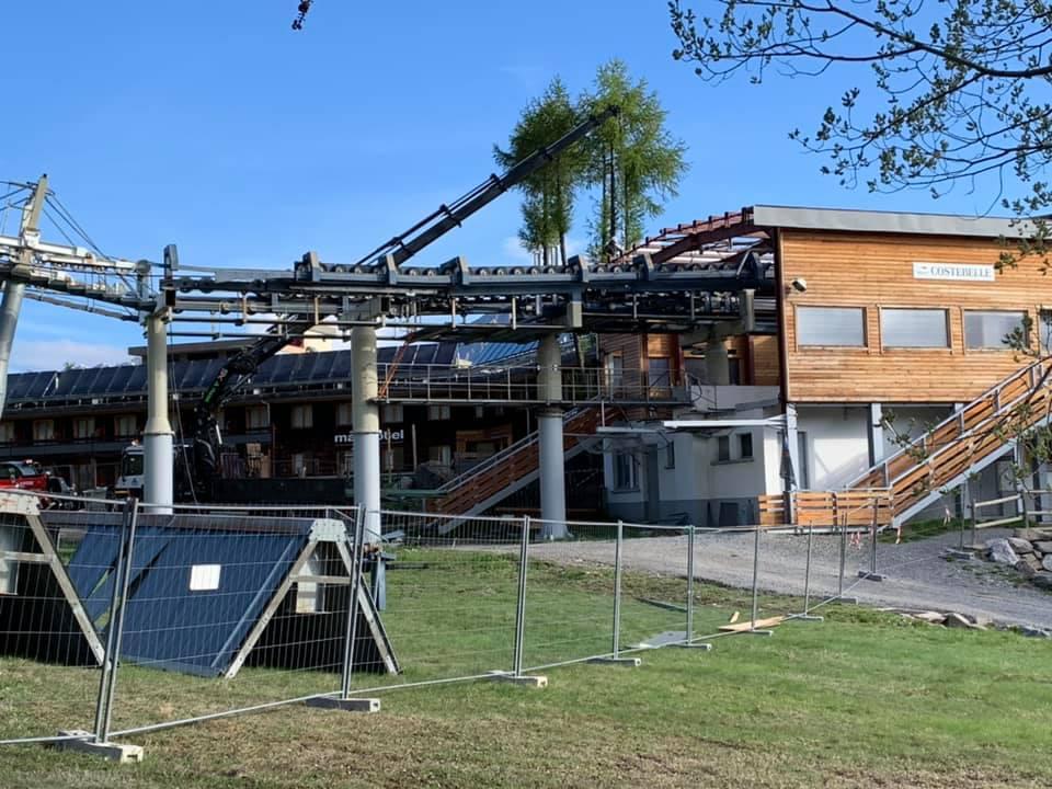Construction TCD6 de Costebelle - Praloup (Espace Lumière) 216