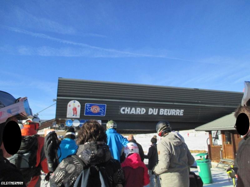 Télésiège débrayable 6 places (TSD6) du Chard du Beurre - Les Saisies (Espace Diamant) 222