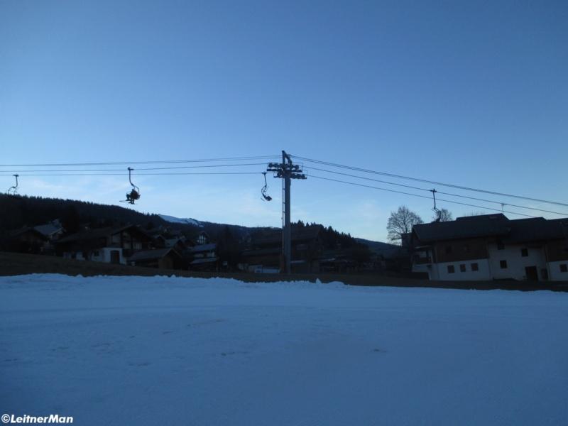 Télésiège à attaches débrayables 4 places (TSD4) de La Logère - Crest-Voland (Espace Diamant) 238
