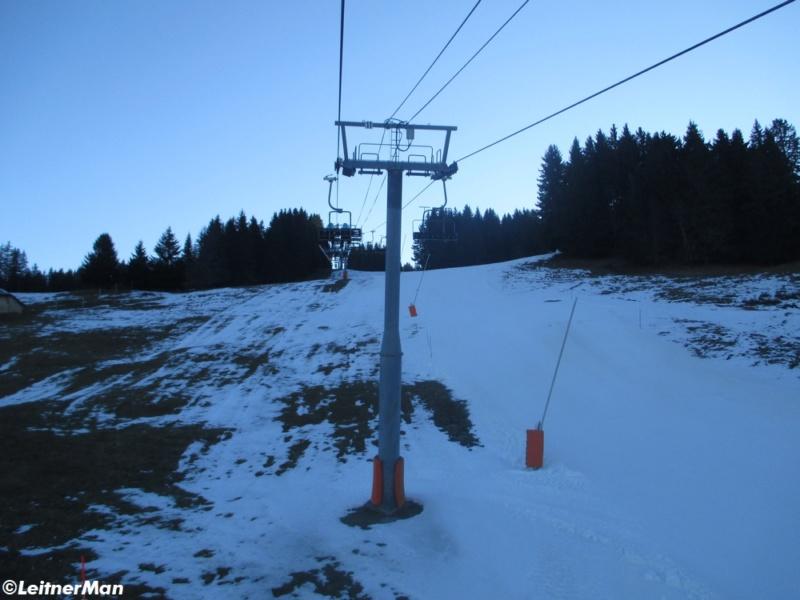 Télésiège à attaches débrayables 4 places (TSD4) de La Logère - Crest-Voland (Espace Diamant) 2618