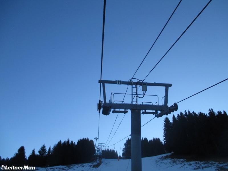 Télésiège à attaches débrayables 4 places (TSD4) de La Logère - Crest-Voland (Espace Diamant) 2719