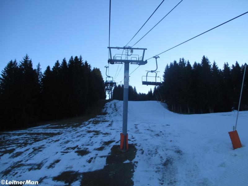 Télésiège à attaches débrayables 4 places (TSD4) de La Logère - Crest-Voland (Espace Diamant) 3018