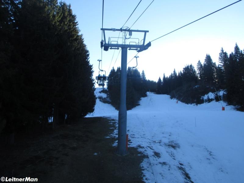 Télésiège à attaches débrayables 4 places (TSD4) de La Logère - Crest-Voland (Espace Diamant) 3217