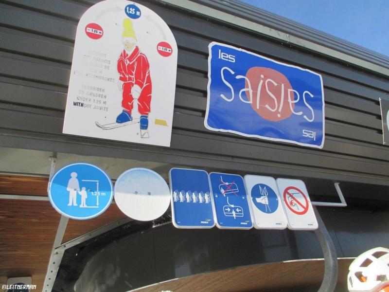 Télésiège débrayable 6 places (TSD6) du Chard du Beurre - Les Saisies (Espace Diamant) 322