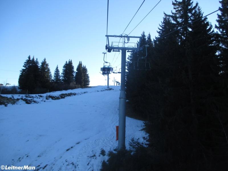 Télésiège à attaches débrayables 4 places (TSD4) de La Logère - Crest-Voland (Espace Diamant) 3518