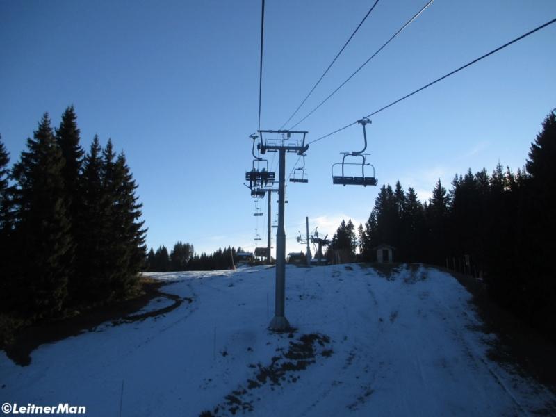 Télésiège à attaches débrayables 4 places (TSD4) de La Logère - Crest-Voland (Espace Diamant) 3718