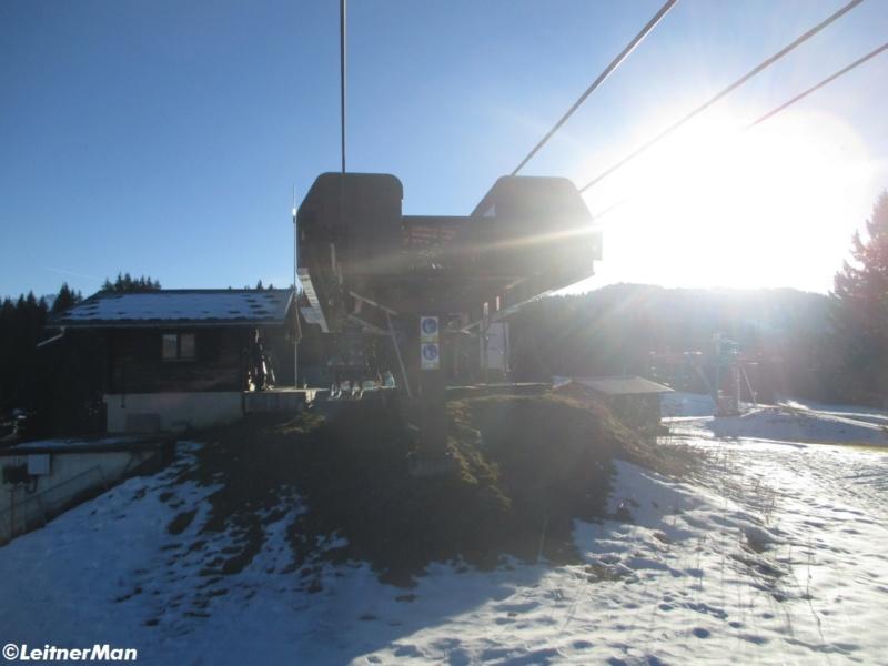 Télésiège à attaches débrayables 4 places (TSD4) de La Logère - Crest-Voland (Espace Diamant) 4215