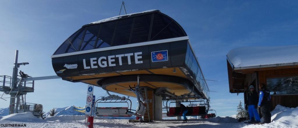 Télésiège débrayable 6 places (TSD6) de Légette - Les Saisies (Espace Diamant) 423