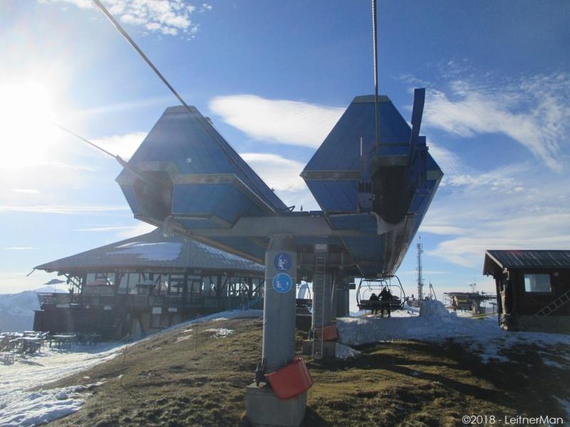 Télésiège à attache débrayables 4 places (TSD4) du Bisanne | Les Saisies (Espace Diamant) 4912