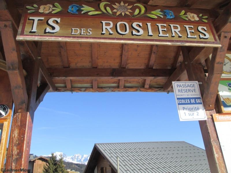 Télésiège à attaches fixes 4 places (TSF4) des Rosières - Les Saisies (Espace Diamant) 4_011