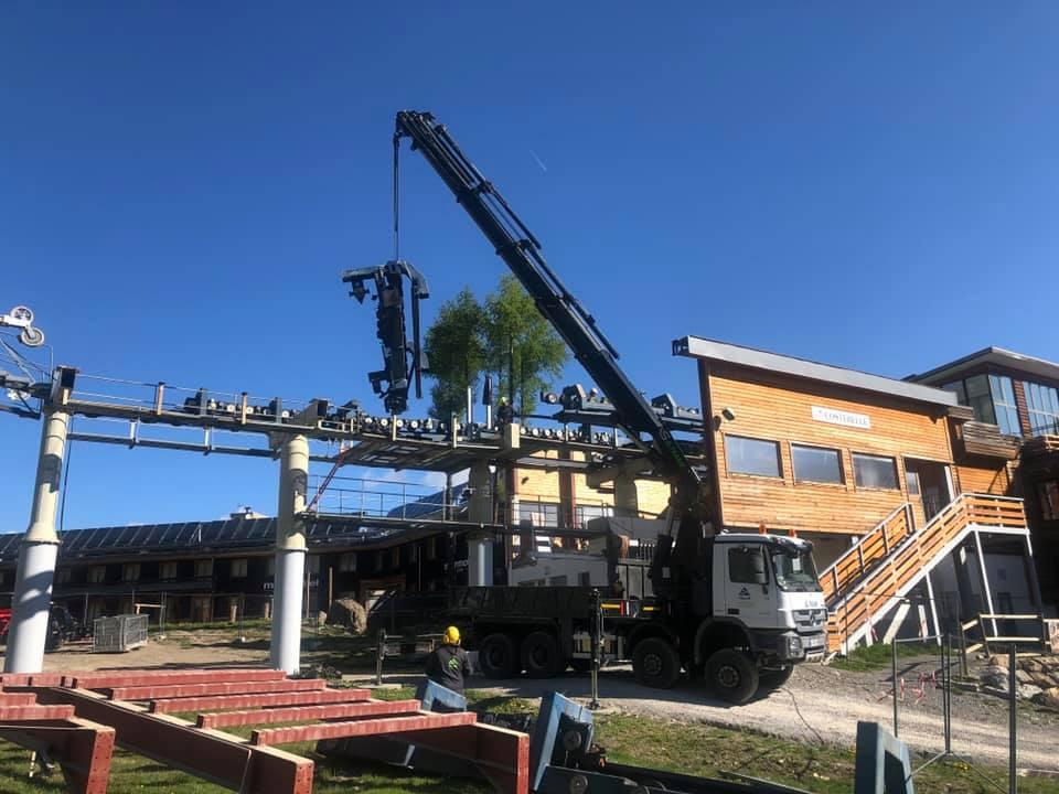 Construction TCD6 de Costebelle - Praloup (Espace Lumière) 514