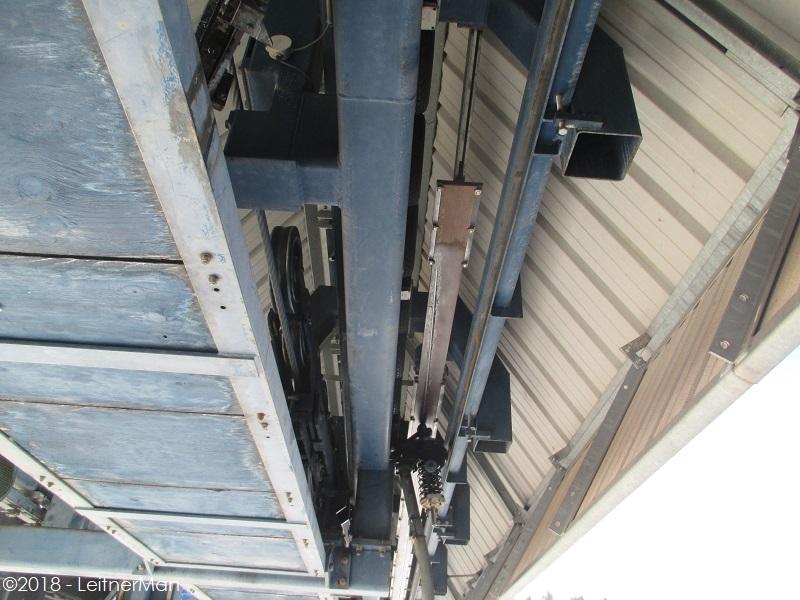 Télésiège à attache débrayables 4 places (TSD4) du Bisanne | Les Saisies (Espace Diamant) 814