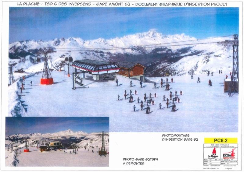 Construction TSD6 Inversens - La Plagne (Paradiski) Invers11