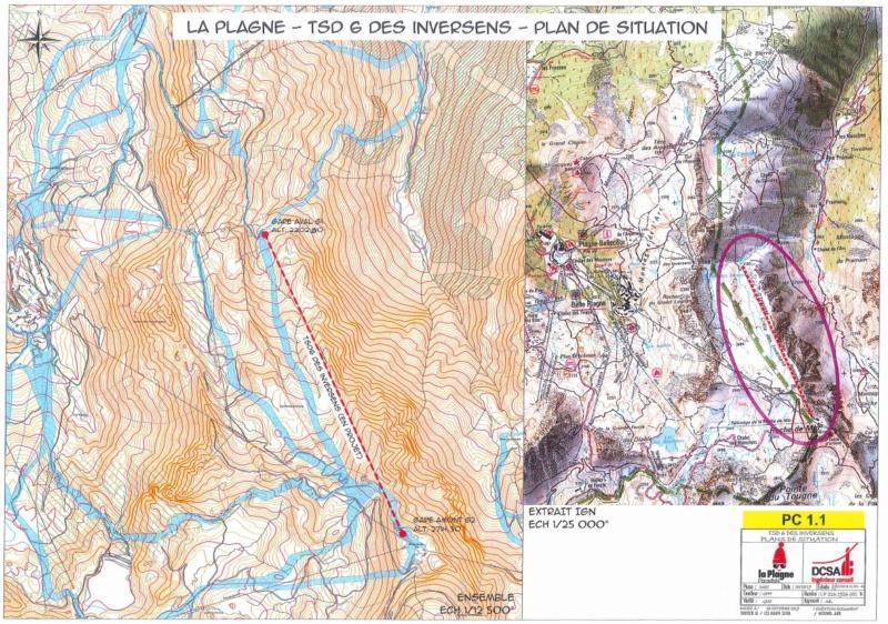 Construction TSD6 Inversens - La Plagne (Paradiski) Invers12