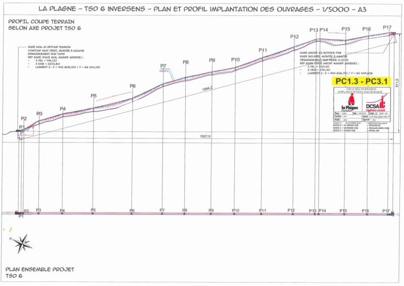 Construction TSD6 Inversens - La Plagne (Paradiski) Invers13