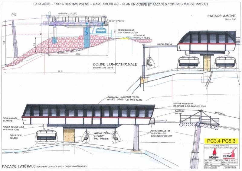 Construction TSD6 Inversens - La Plagne (Paradiski) Invers15