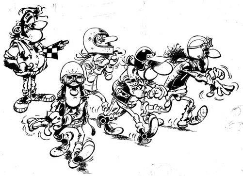 Début de CR et... CR de l'Iron Bike 2 ! - Page 2 Team10