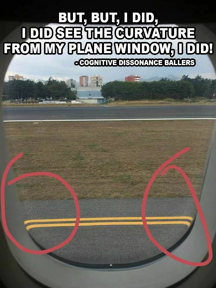 Earth's Curvature From Your Airplane Window?   20993010