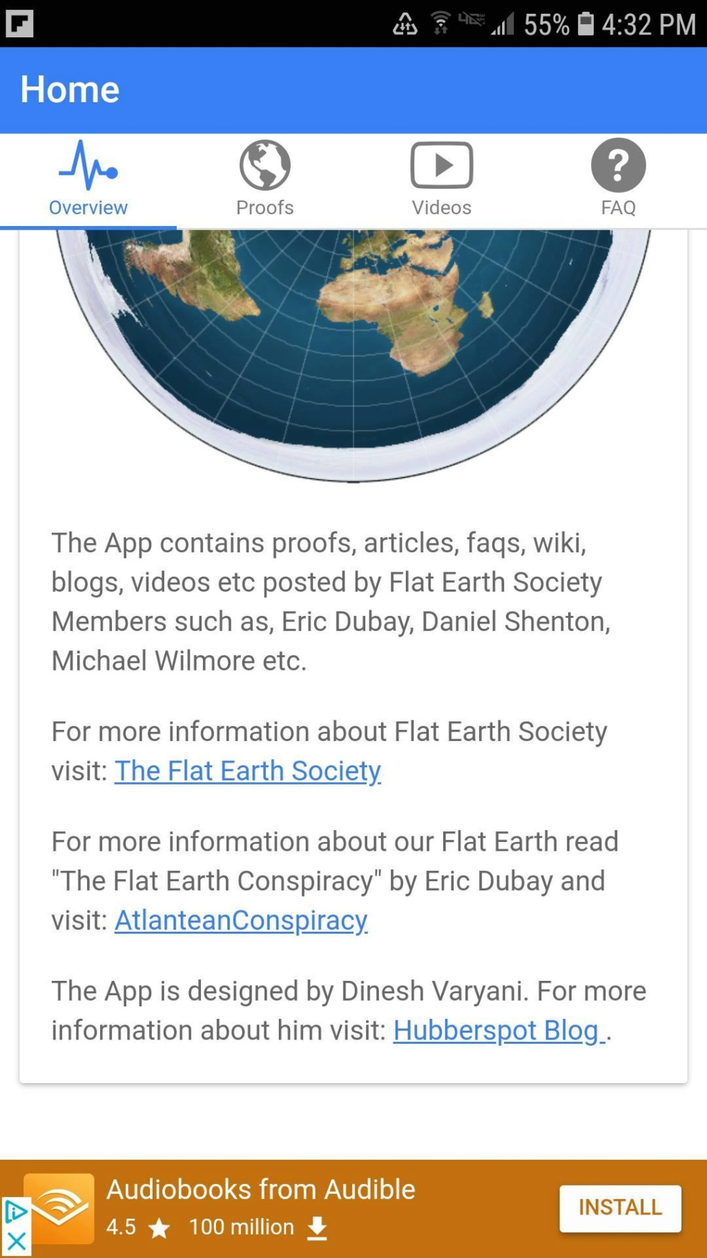 The Flat Earth Society is Controlled Opposition! - Page 2 46837110