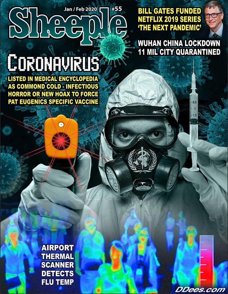 CoronaVirus and Forced Vaccination Manipulation 83337710