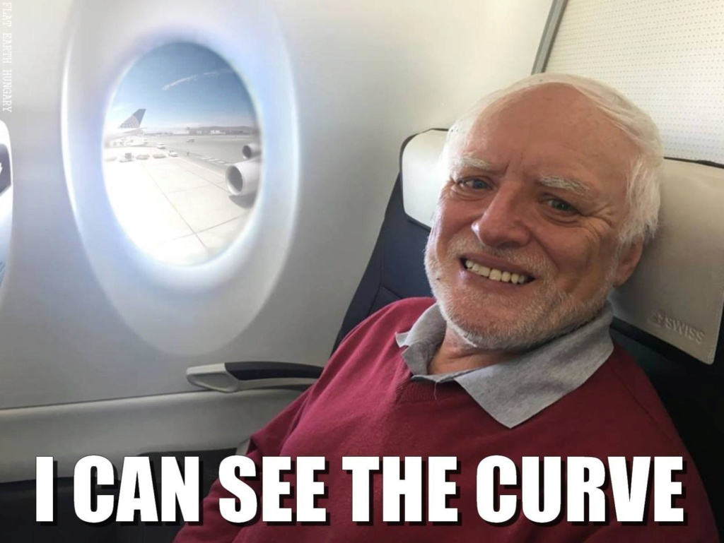 Earth's Curvature From Your Airplane Window?   Kjhgkj10