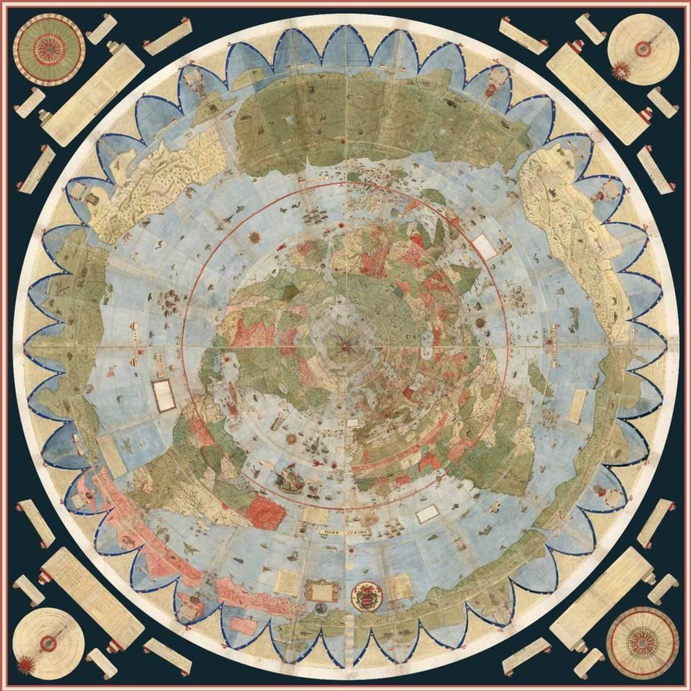 Flat Earth Maps  - Page 8 Mapa10