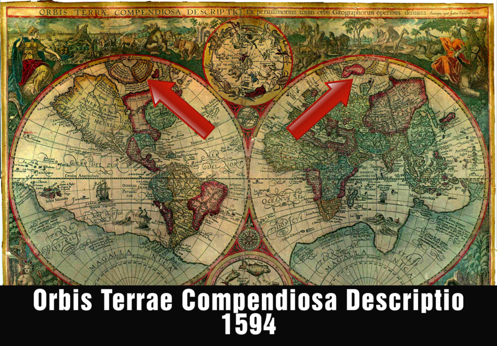 Flat Earth Maps  - Page 8 Mercat10