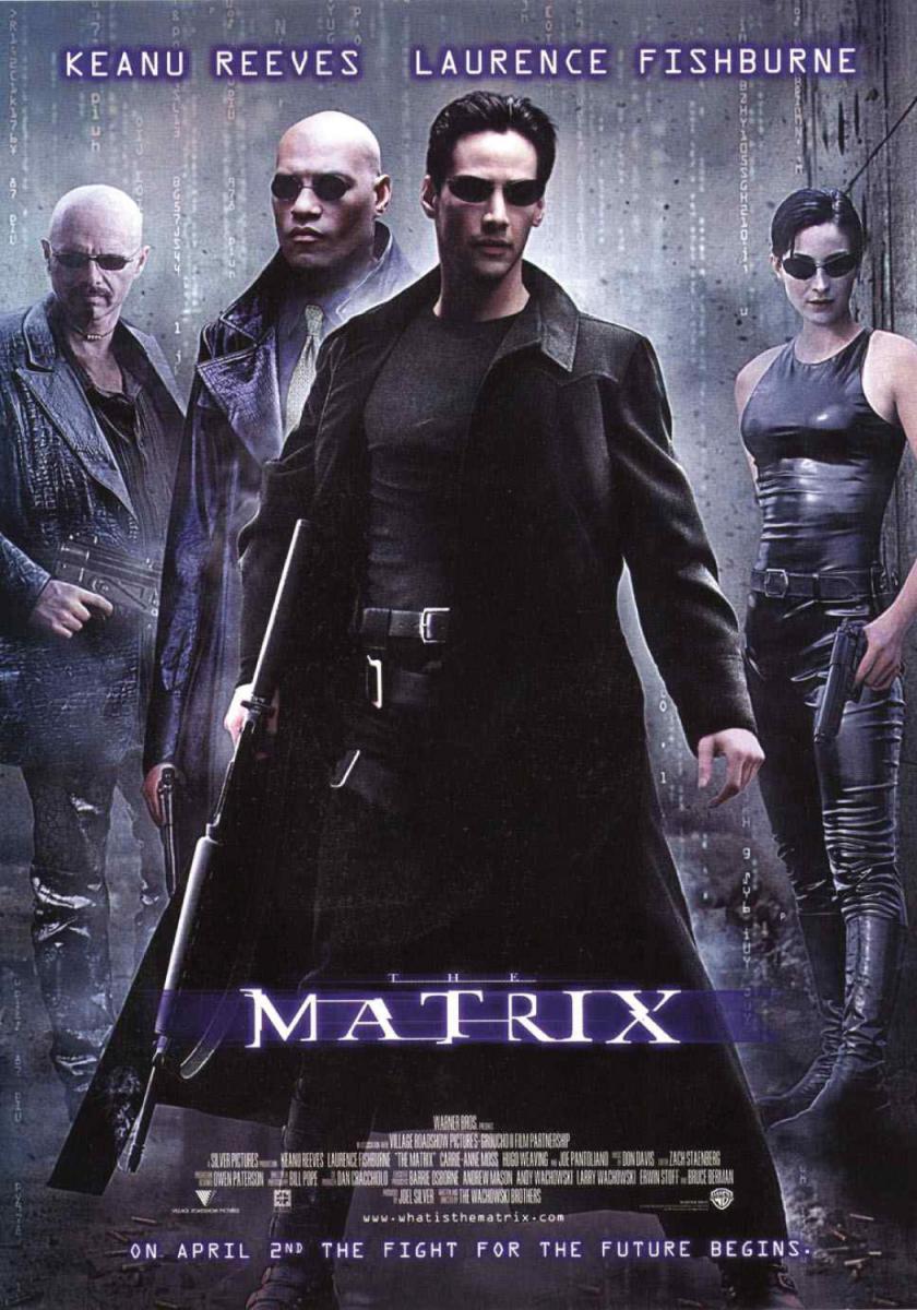 The Matrix 00110