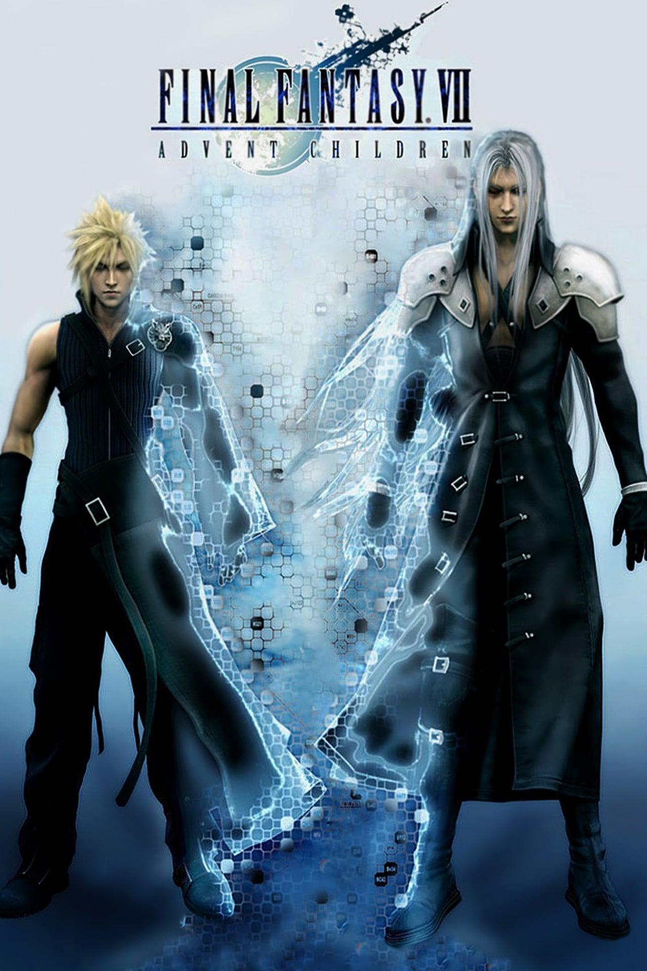 Final Fantasy VII -Advent Children- Ff710