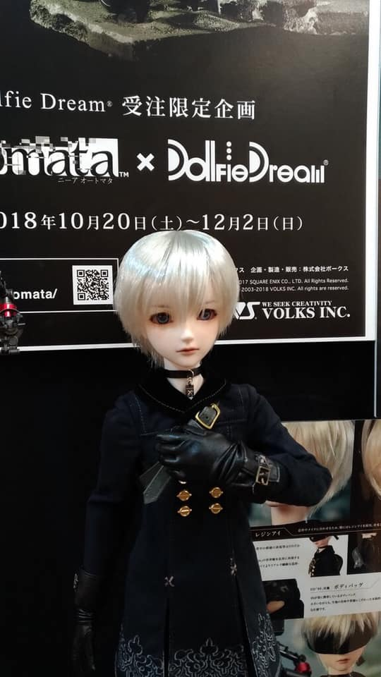 [Dollfie Dream] Nier Automata - Page 8 43672010