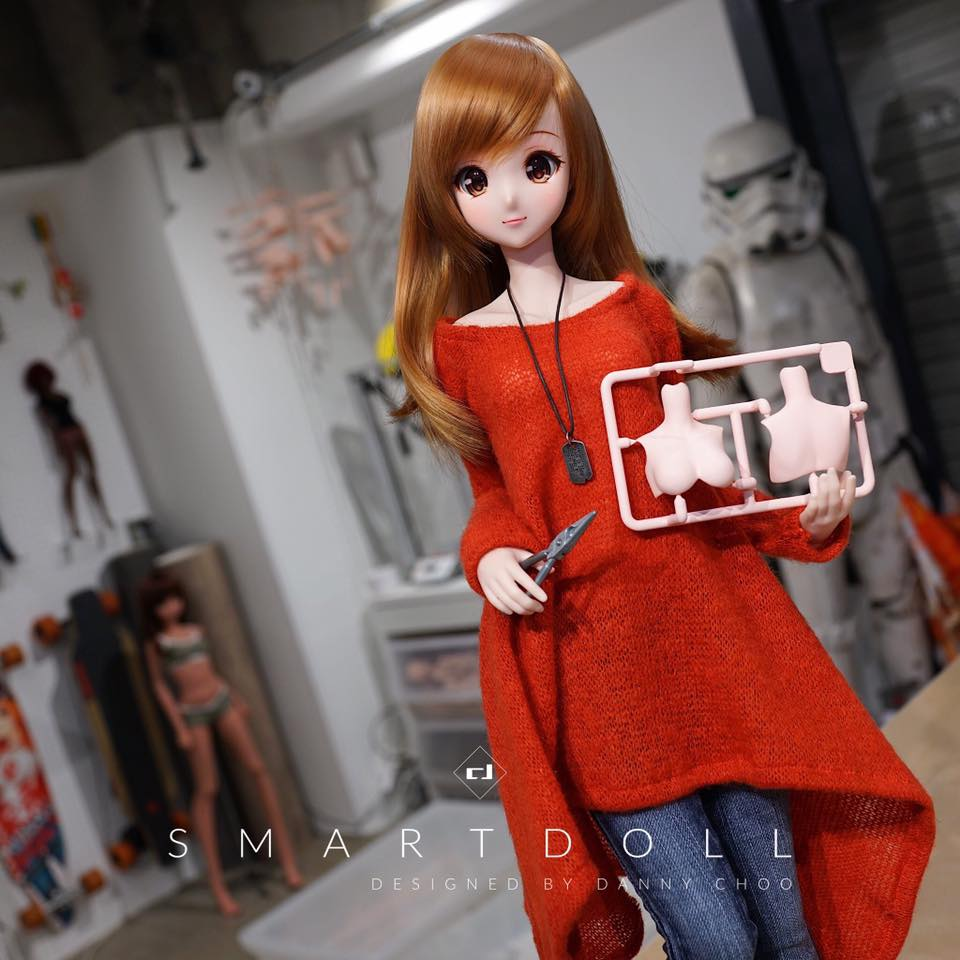 [Smart Doll] Smart doll pocket (taille 1/6) - Page 7 46012210