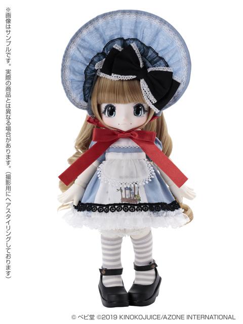 [Kikipop] Baby Bunka Girl: Torikago-chan & Kokeshi Akp00112