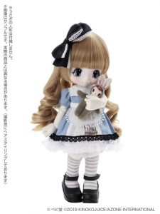 [Kikipop] Baby Bunka Girl: Torikago-chan & Kokeshi Akp00113