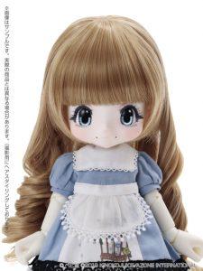 [Kikipop] Baby Bunka Girl: Torikago-chan & Kokeshi Akp00115