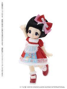 [Kikipop] Baby Bunka Girl: Torikago-chan & Kokeshi Akp00117