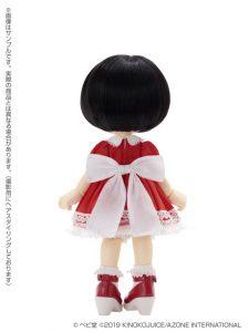 [Kikipop] Baby Bunka Girl: Torikago-chan & Kokeshi Akp00119