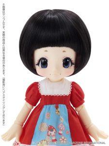 [Kikipop] Baby Bunka Girl: Torikago-chan & Kokeshi Akp00120