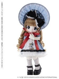 [Kikipop] Baby Bunka Girl: Torikago-chan & Kokeshi Akp00122