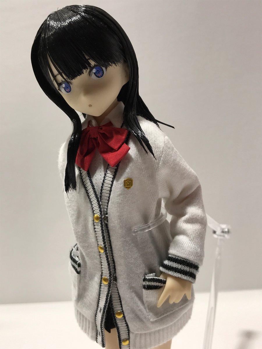 [Azone] Pure Neemo de Shinjou Akane et Takarada Rikka  [ SSSS Gridman ] Dzaiui11
