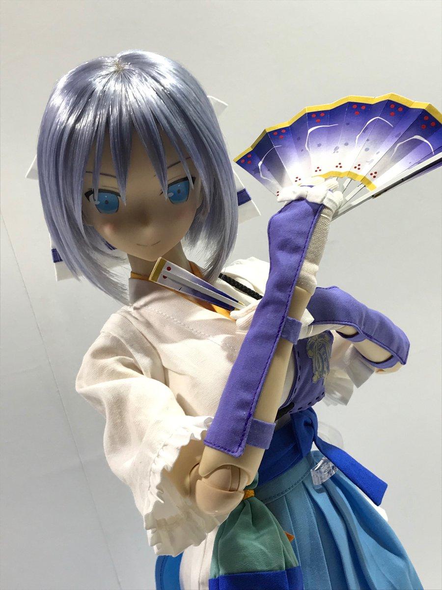 [Azone] Yumi - [Senran Kagura: Shinovi Master - Tokyo Youma Hen] Dzak6s11