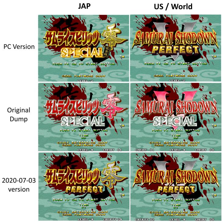 Samurai Shodown V Perfect updates - Page 2 Ss5per10