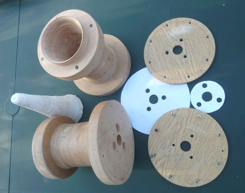 Souscription petite série pour trompes en bois série 43XX Deux-t10