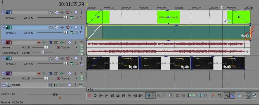 [Tutoriel] Faire un Audio Spectrum avec Sony Vegas Pro 1_effe11