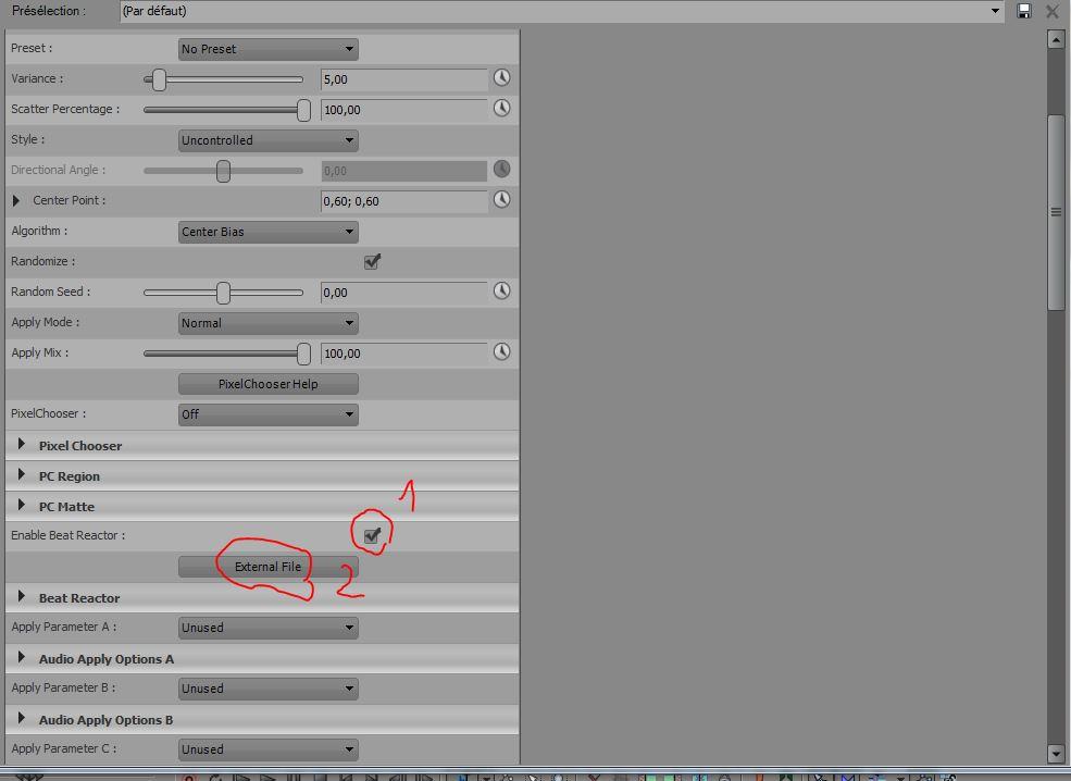 [Tutoriel] Faire un Audio Spectrum avec Sony Vegas Pro 2_aiff11