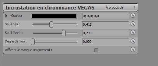 [Tutoriel] Faire un Audio Spectrum avec Sony Vegas Pro 5_incr11