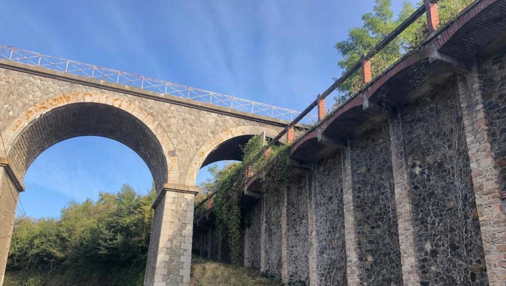 St Brieuc.Deux ponts d'Harel de la Noe inscrits aux Monuments historiques A7057810