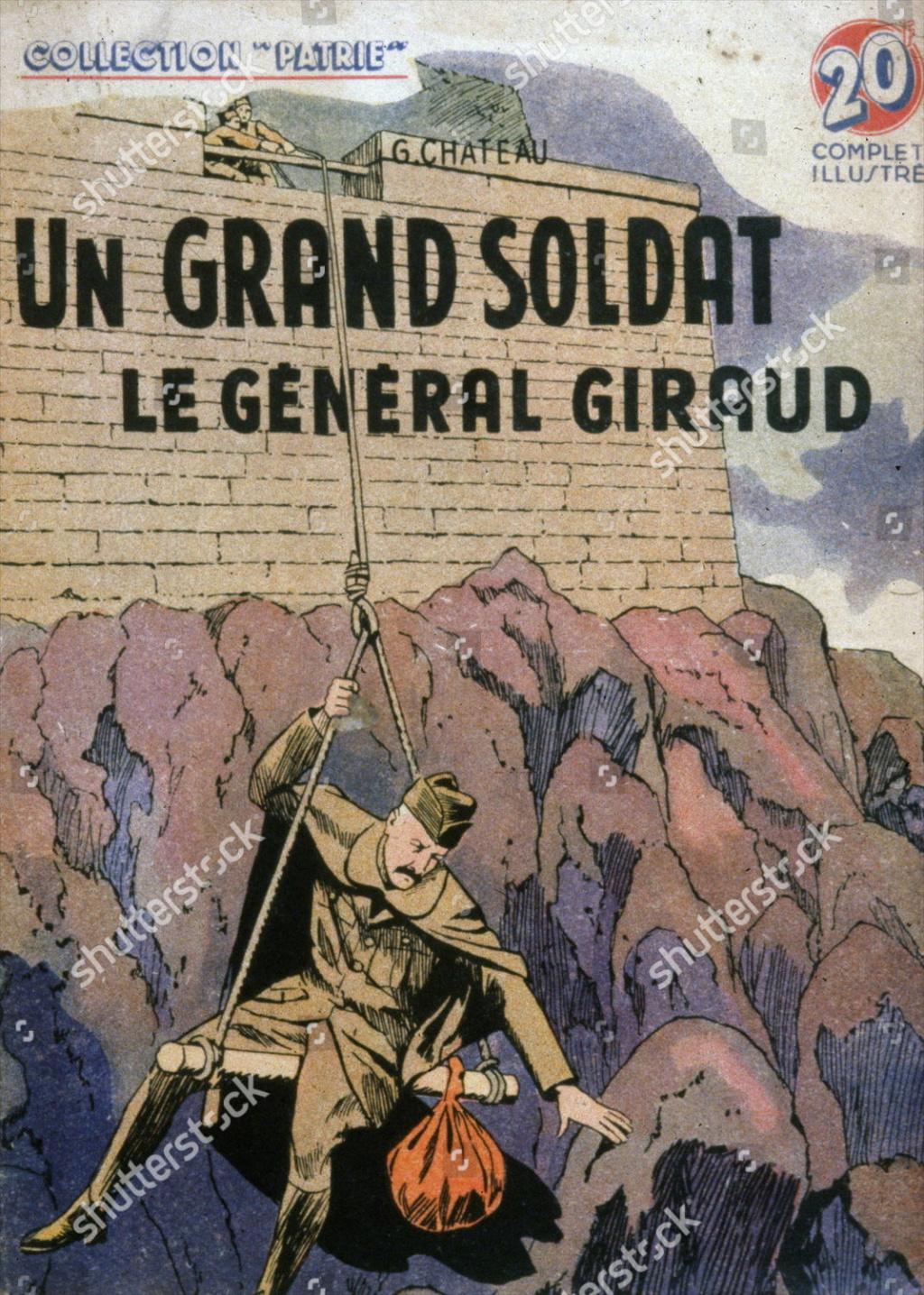 Généraux prisonniers - Page 24 Giraud13