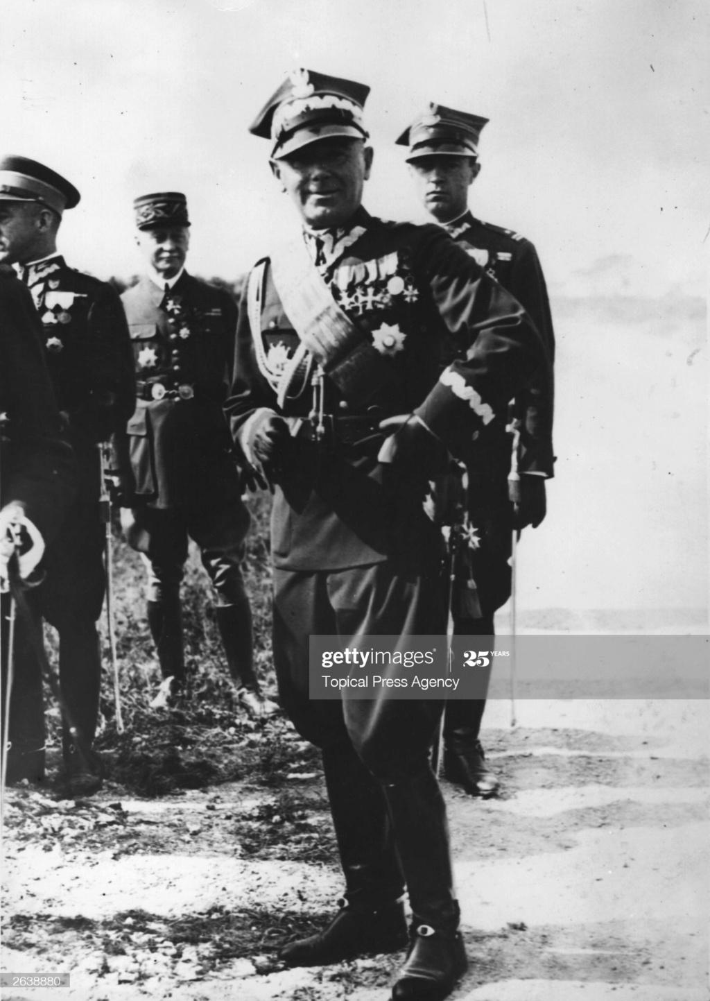 Généraux polonais 1939/1940 Smigly11