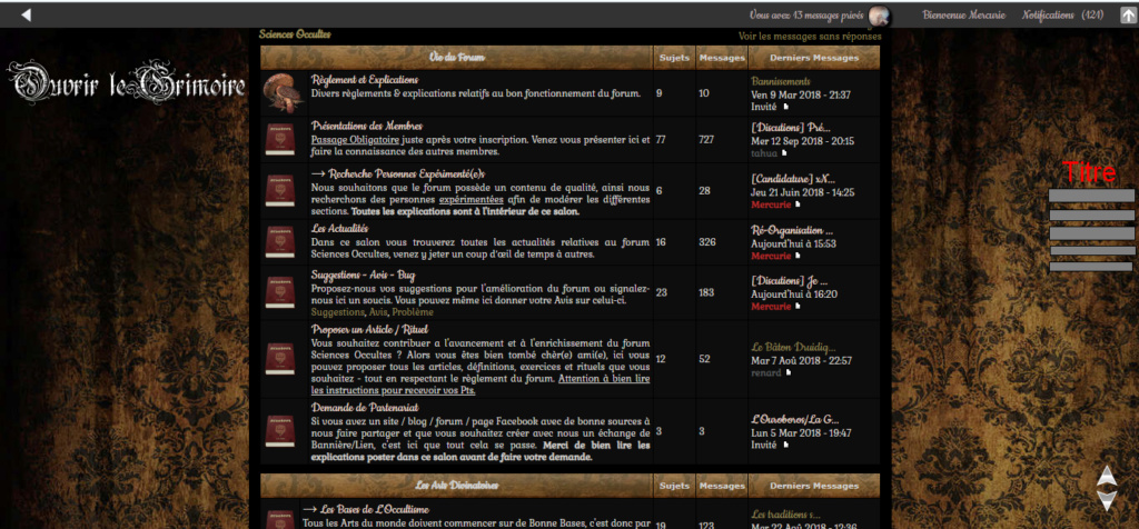 Créer un menu avec Ancre sur les Catégories Exempl10